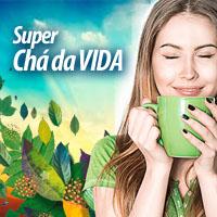 super chá da vida